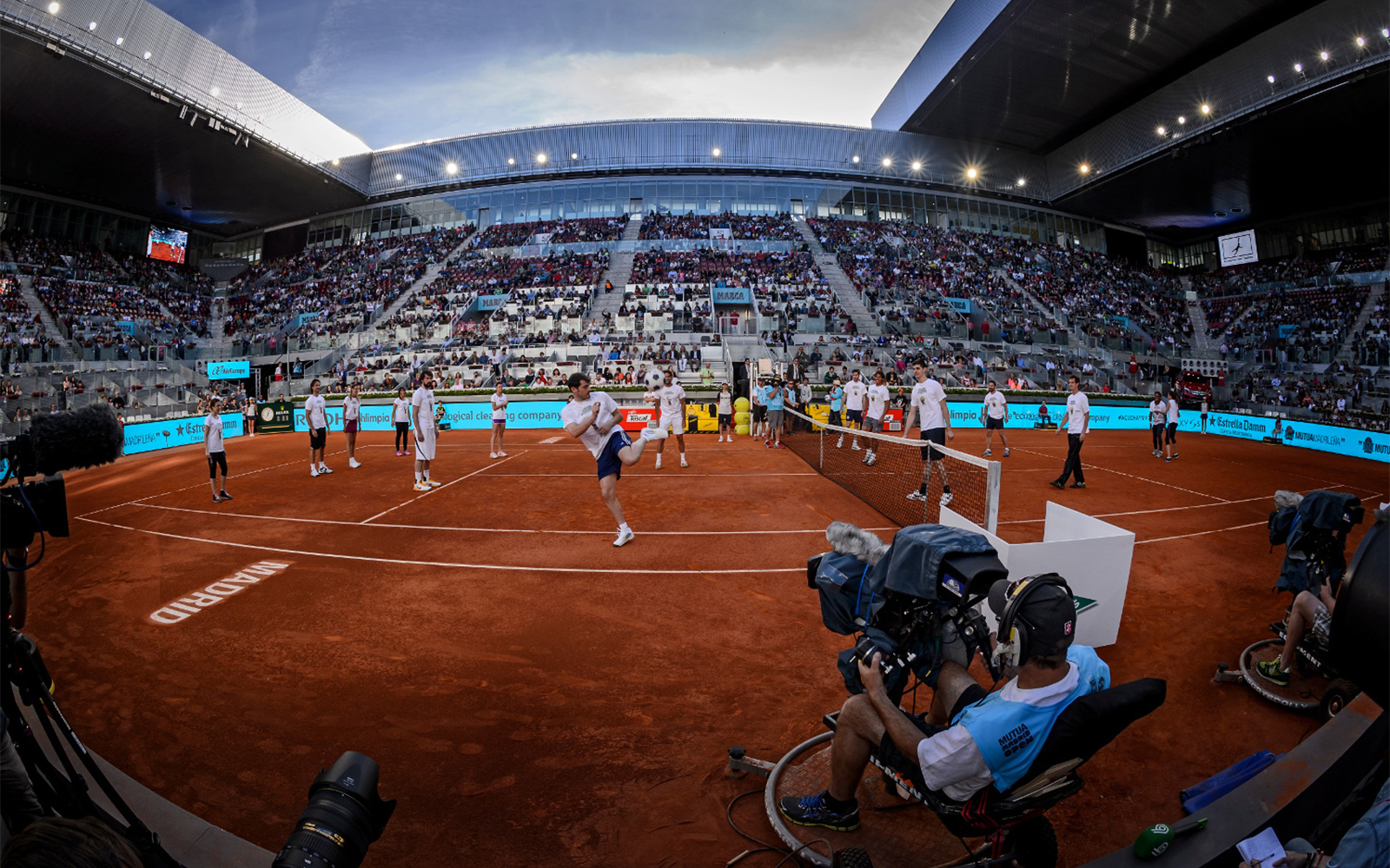 CHARITY DAY DEL MUTUA MADRID OPEN