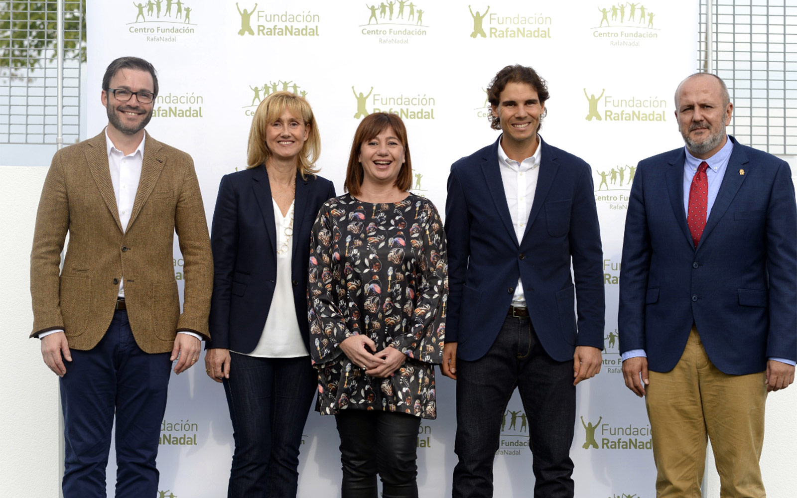 The Rafa Nadal Foundation launches its first independent centre in Palma de Mallorca