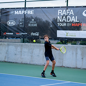 Rafa Nadal Tour by Mapfre